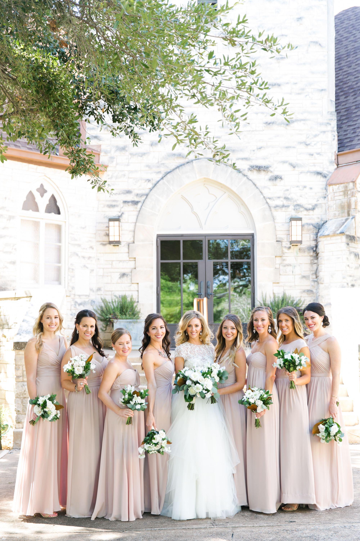 A classic country club wedding that defines chic wedding ideas