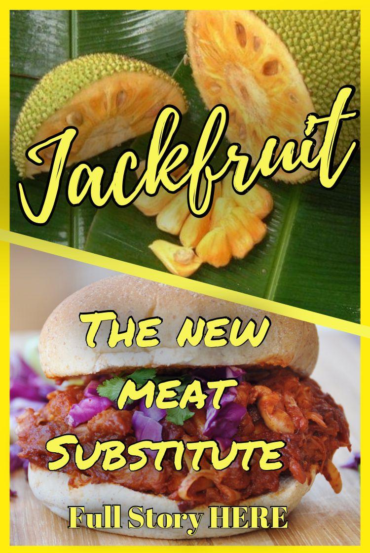 Jackfruit The Versatile Meat Substitute Jackfruit