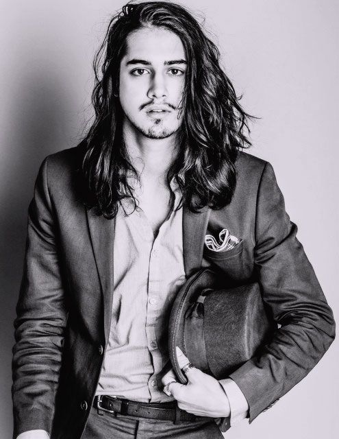 Avan Jogia Long Hair Styles Long Hair Styles Men Mens Hairstyles