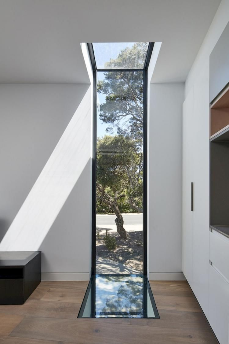 Coastal Home Interior Design Ideas | Traumwohnung, Fenster und Wohnen