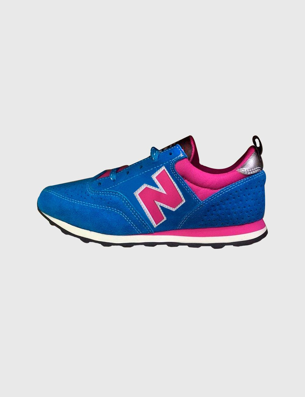 new balance 373 azul marinho e rosa