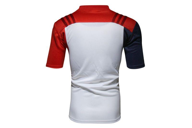 adidas Francia 2016 17 Alternativa M C Réplica - Camiseta de Rugby Lovell  Rugby df4cd573eeedd
