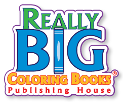 Really Big Coloring Books Publishing House | Art Biz Suppliers ...