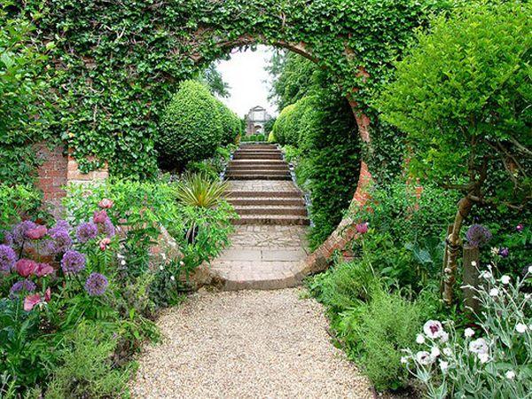 senderos jardín estudio paisajismo Dstudio