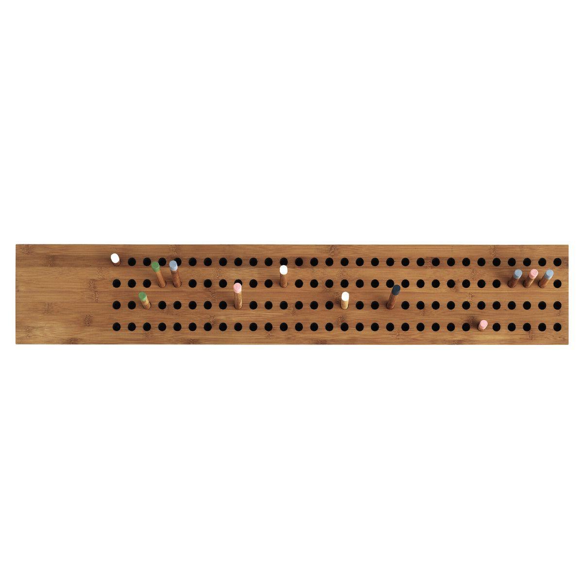 We Do Wood Aps We Do Wood Scoreboard Garderobe Horizontal Bambus