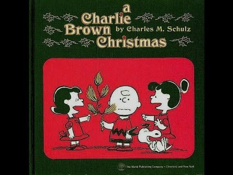 HoHoHo & MerryMerry Everyone! From The ipi House Library comes a holiday favorite... Good Ol' Charlie Brown...;>) A Charlie Brown Christmas by Charles Schulz Adapted from a Bill Melendez production. The World Publishing Company 1965 1st Printing ipapereye.com / ipapereye@gmail.com