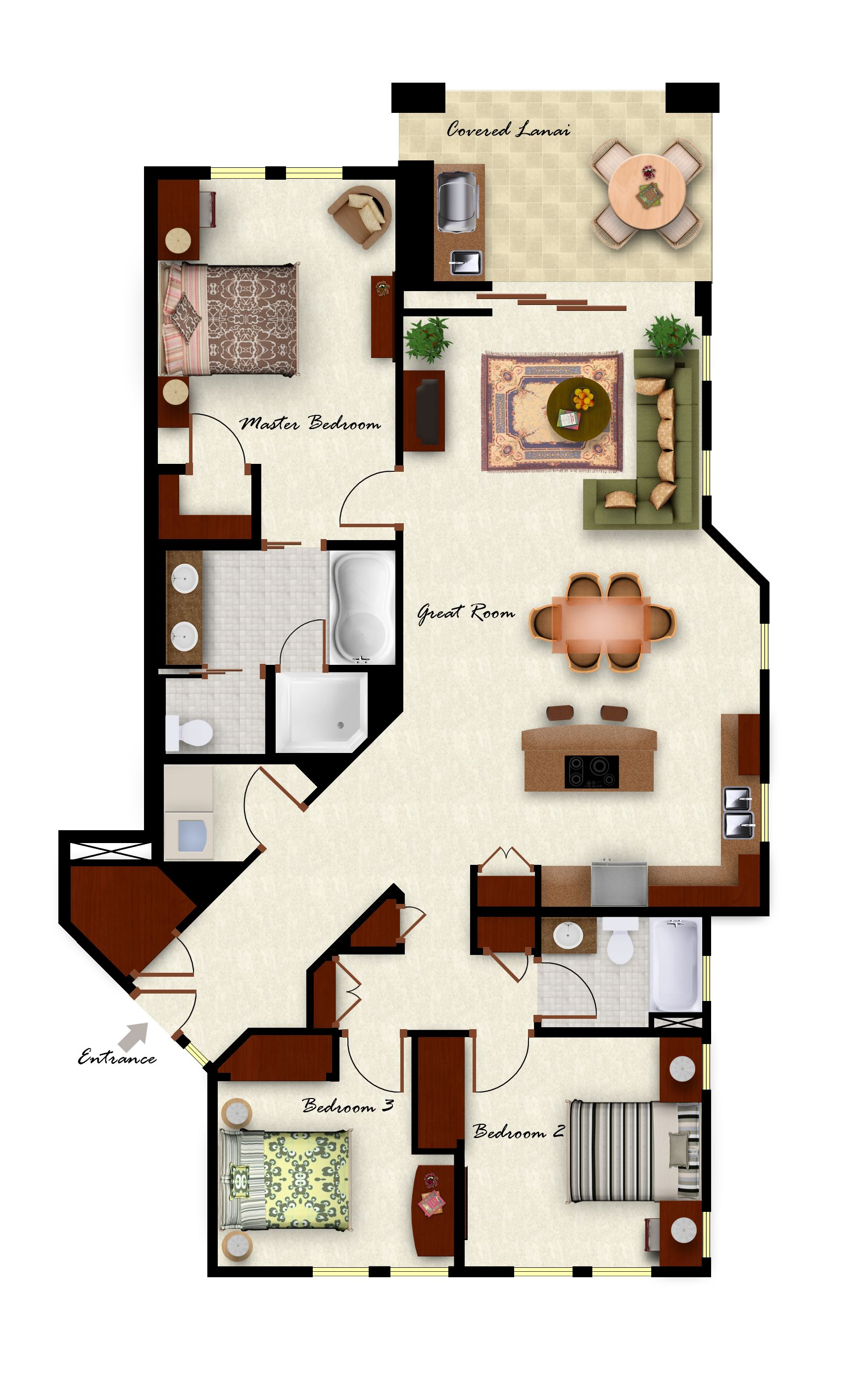 78+ images about planos on pinterest | bedroom floor plans