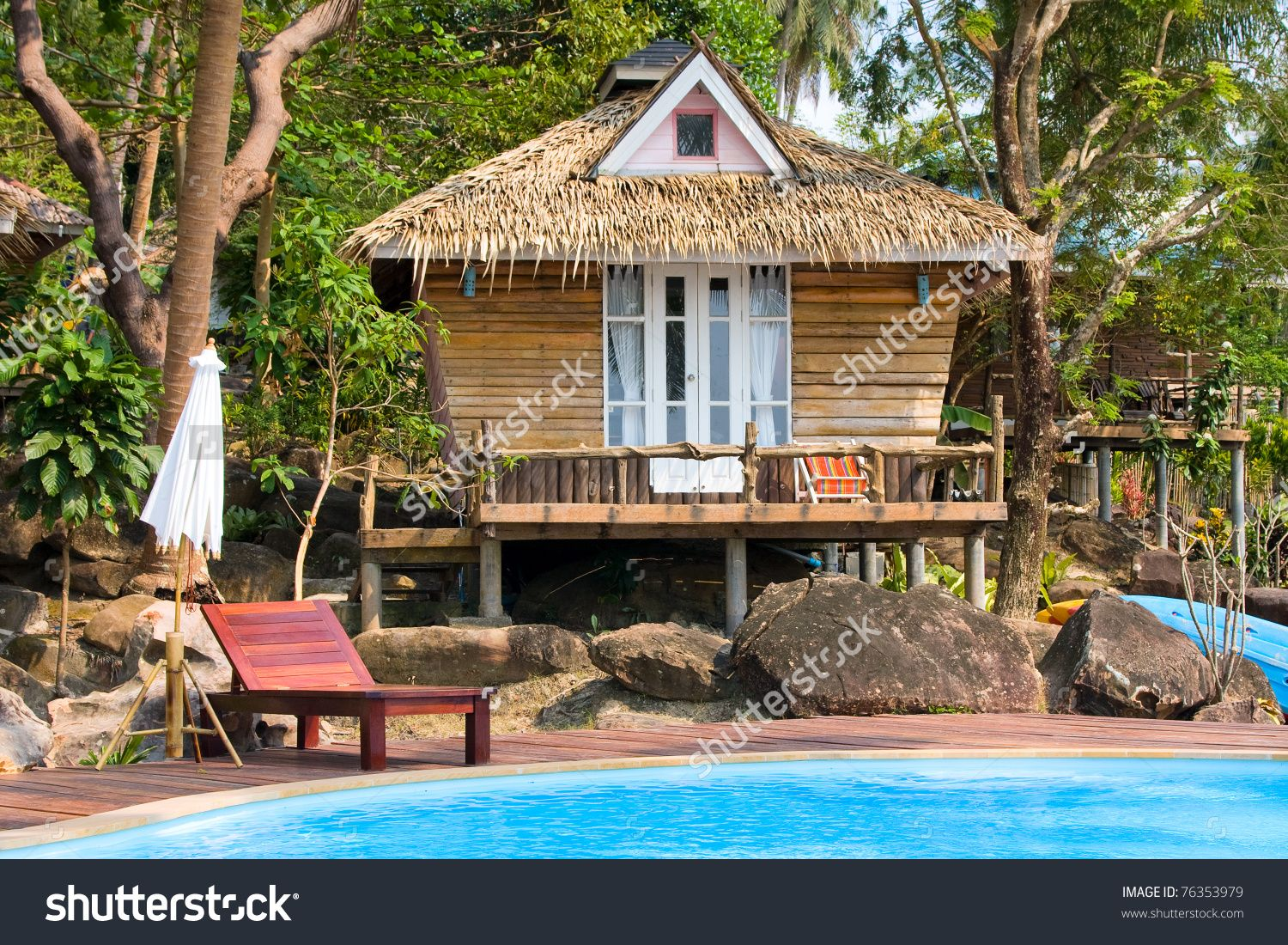 tropical beach cottage beautiful tropical beach house in thailand rh pinterest de