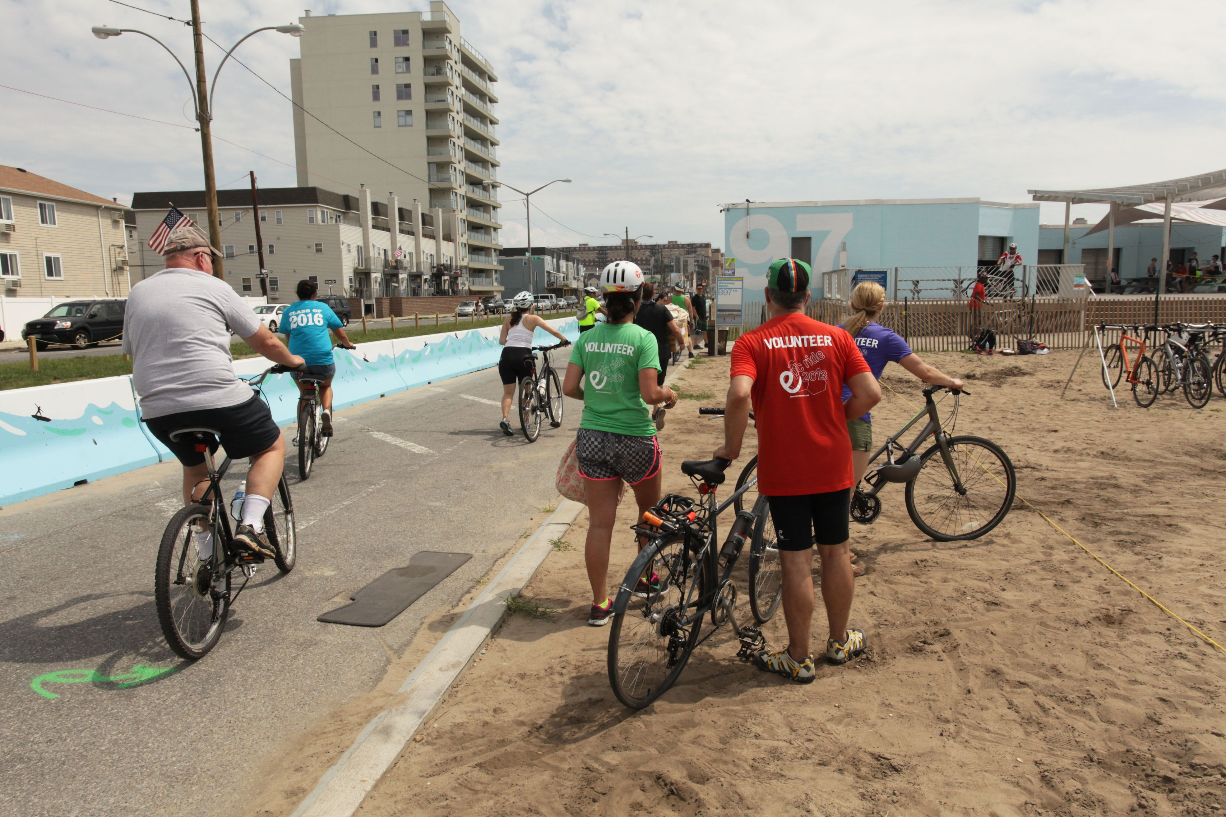 The Epic Ride - Ecogold Environmental Fund Sponsorship Event