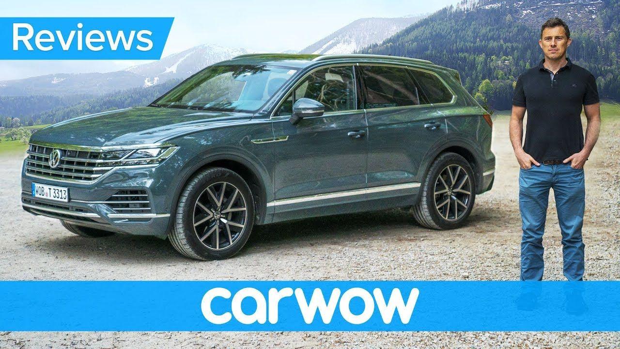 Video Carwow Reviews 2017 Audi Q7 3 0 Tdi Audi Audi Q7 Tdi