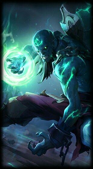 League Of Legends Zombie Ryze