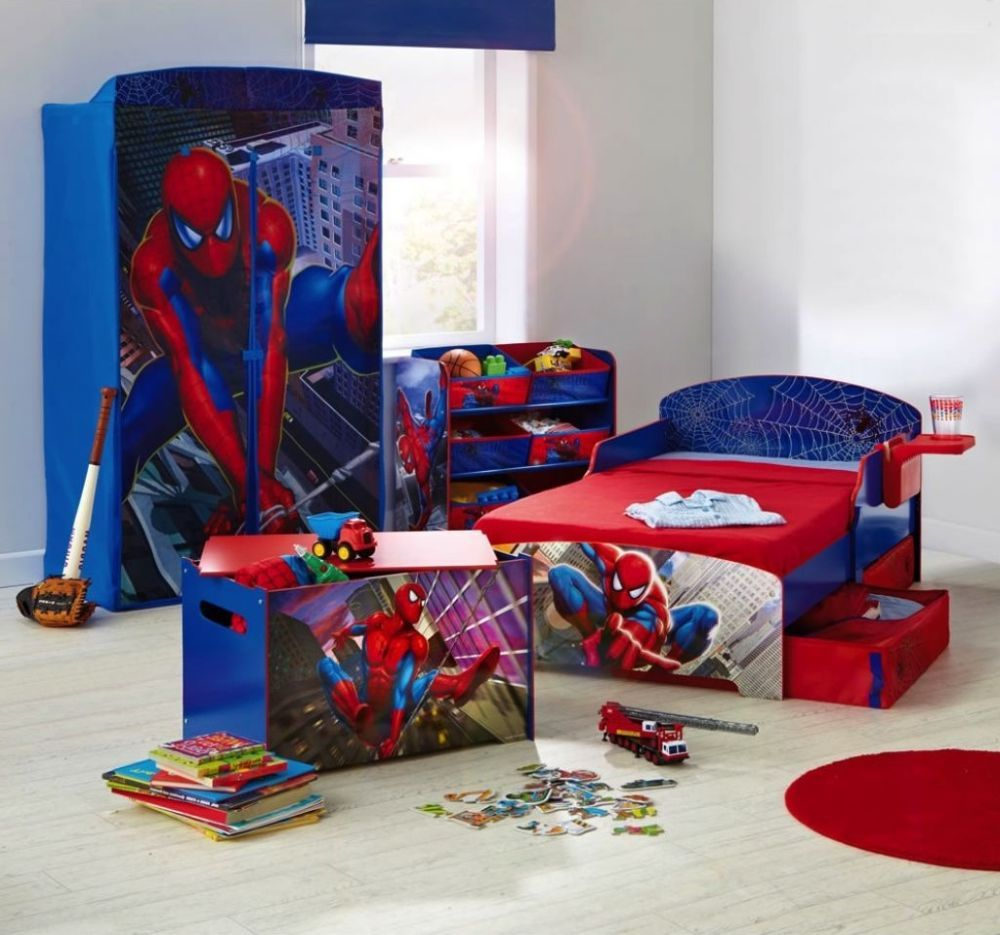 Spiderman Bedroom Furniture - Interior Paint Color Ideas Check ...