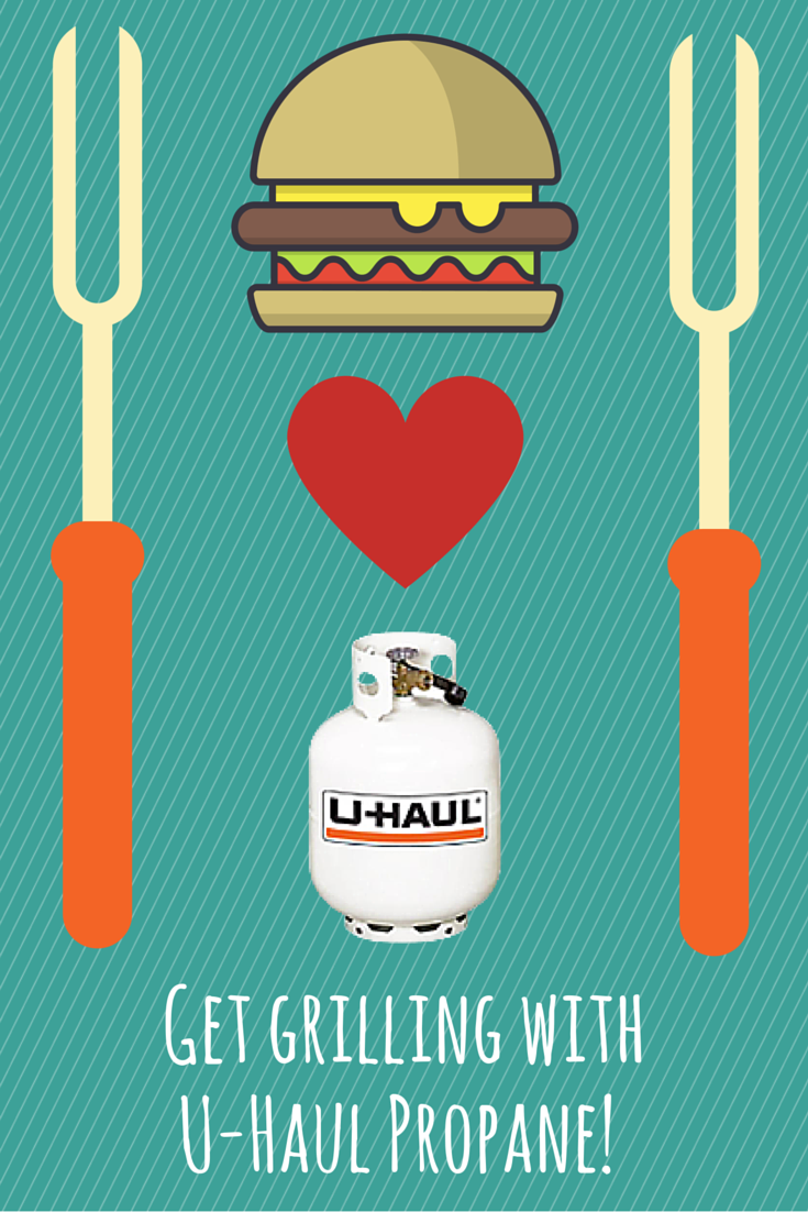 fire up the grill for friends and family with u haul propane when