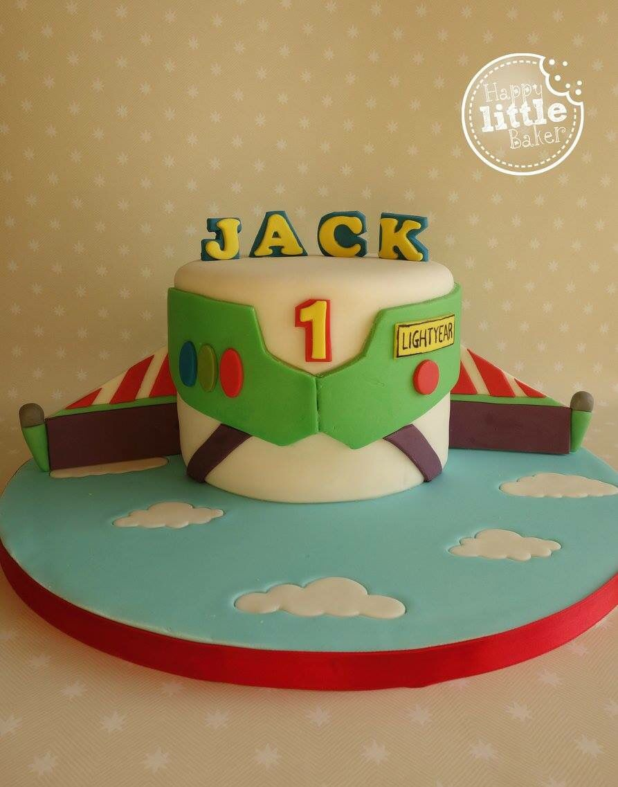 Buzz Lightyear Birthday Cake New Recipes Pinterest Birthday