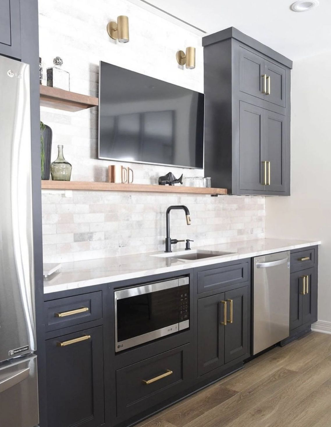Pin By Groundtofork On Basement Life In 2020 Basement Kitchenette Kitchenette Kitchen Cabinets
