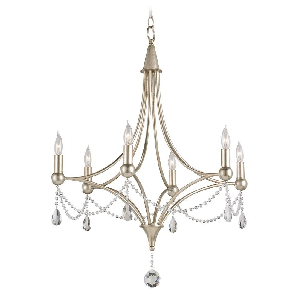 collections finish chandelier light silver lighting glass products bellagio elg antique shade leaf elegant