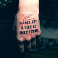 Quotes Tattoo - http://tattooloverscentral.com/quotes-tattoo/