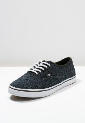 386a622b8b Vans AUTHENTIC - Sneakers laag - black - Zalando.nl