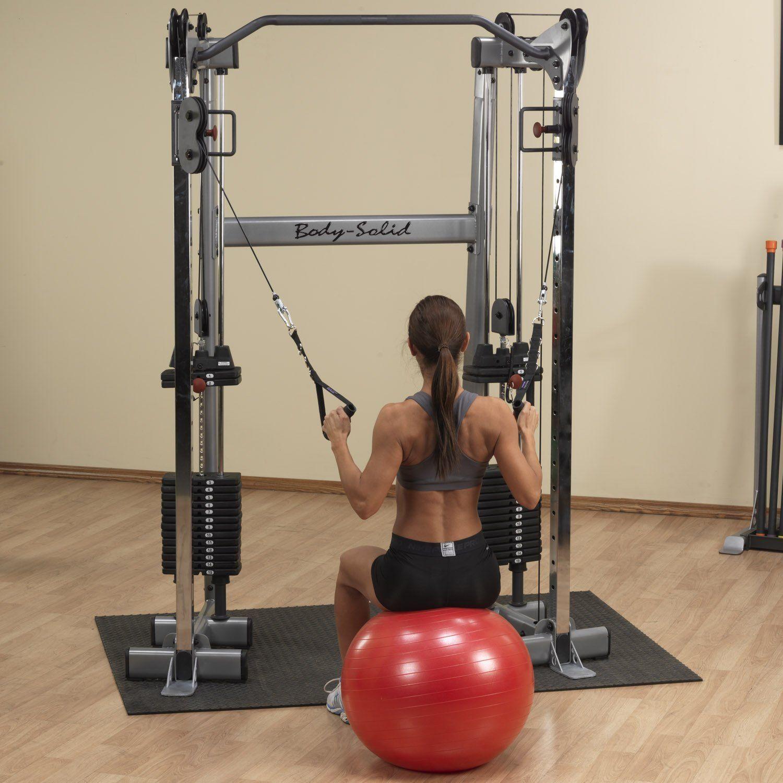 Robot Check Home Gym Gym Ball Gym Weight Machines