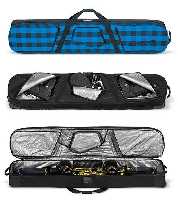 Dakine High Roller Snowboard Bag Skateboard