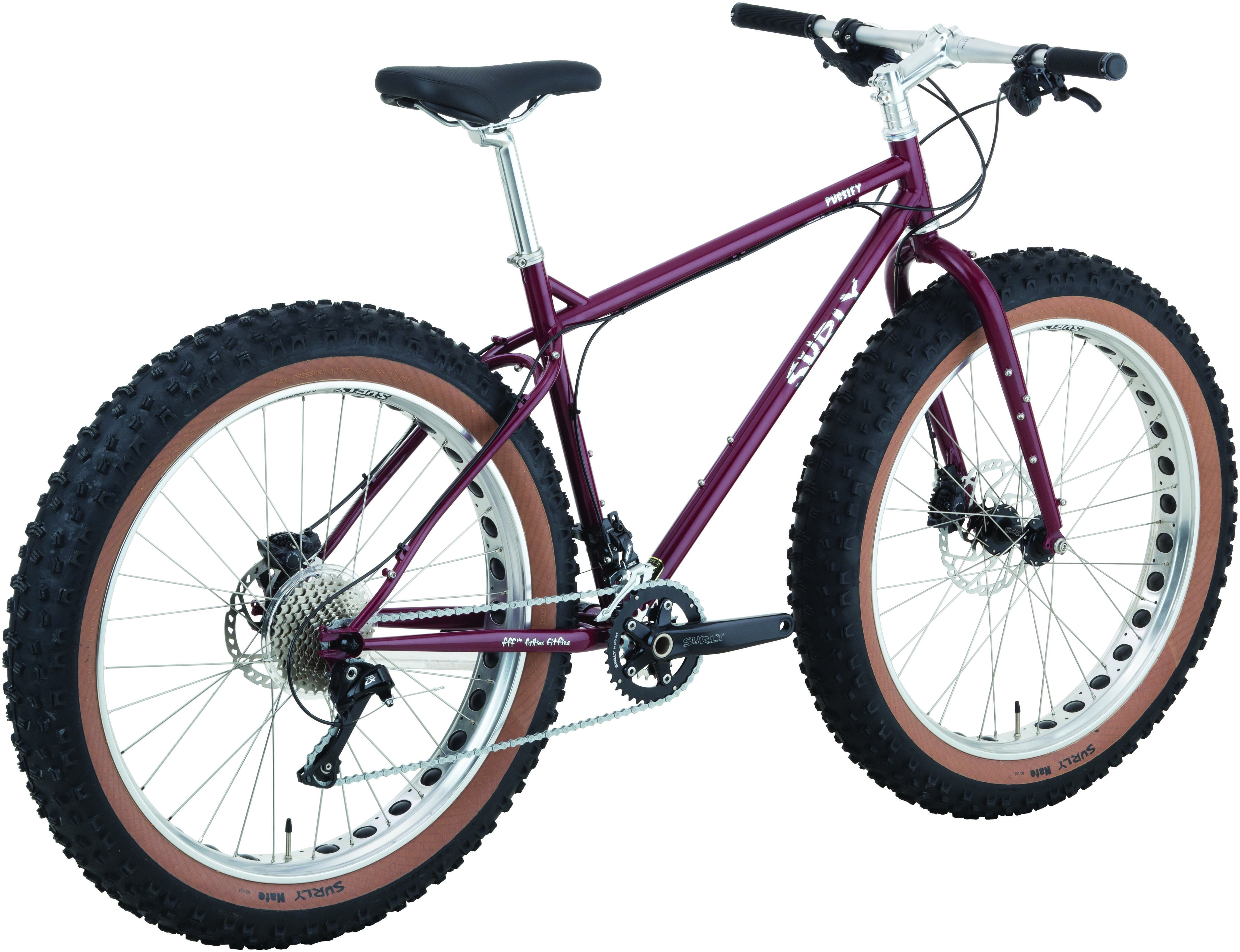 The Lazy Mans Custom Pugsley | Blog | Surly Bikes | Cycling - bikes ...
