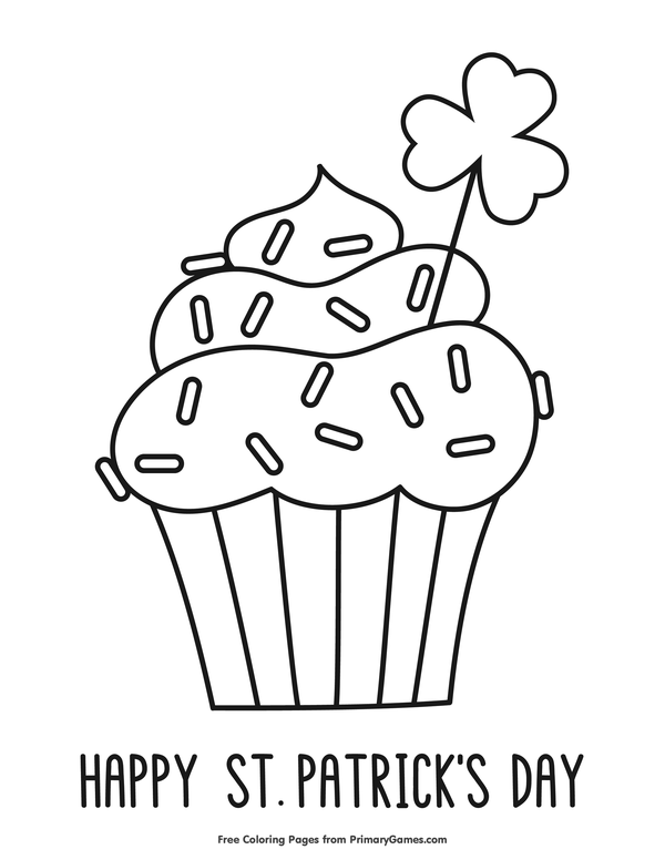 St. Patrick's Day Coloring Pages eBook St. Patrick's Day