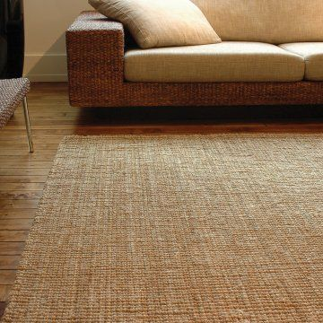 Add texture with a rug