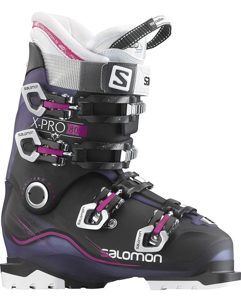 Salomon Women S X Pro 80 2015 2016 Ski Boots Boots Ski Boots Ski Women