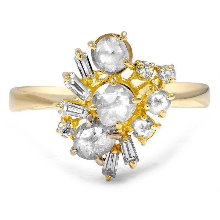 The Narcisa Ring #Vintage