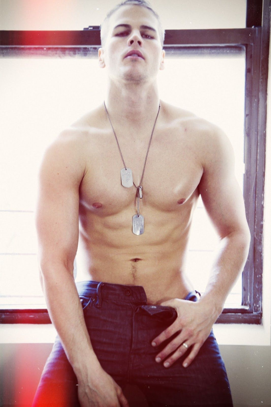 Travis Hanson by Charles Quiles   Homotography