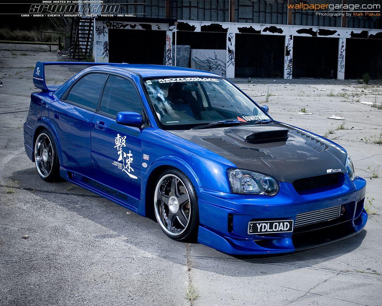 Awesome Impreza Blobeye (2G)   Custom Impreza Blobeye   Tuning Cars Photo # Subaru