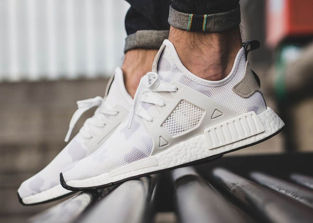 The adidas NMD Duck Camo White Debuts Next Month Nationwide