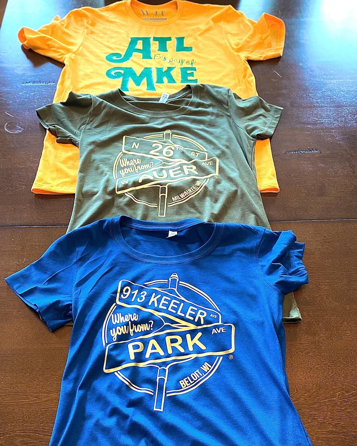 We All Represent Somewhere Where You From Wyfapparel Com Whereyoufrom Milwaukee Beloit W Customise T Shirt Tshirt Designs Support Black Business