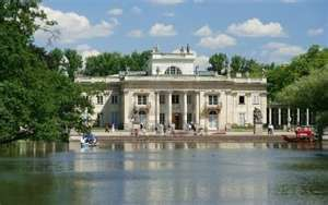 Warsaw, Palace on the Water