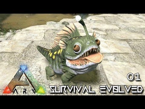 awesome ARK ABERRATION - NEW EPIC JOURNEY BEGINS E01 ( GAMEPlAY ARK - copy ark argentavis blueprint