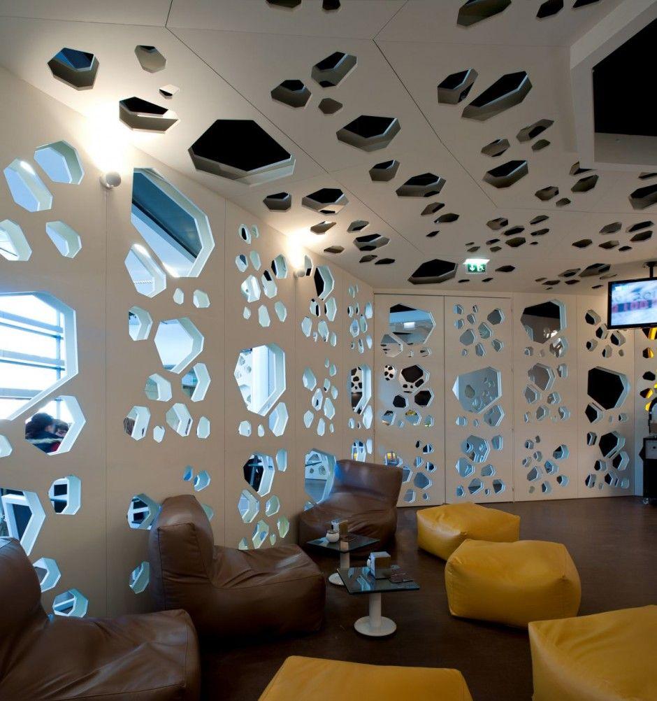 Meltino Bar & Lounge Design by LOFF - Architecture & Interior Design ...