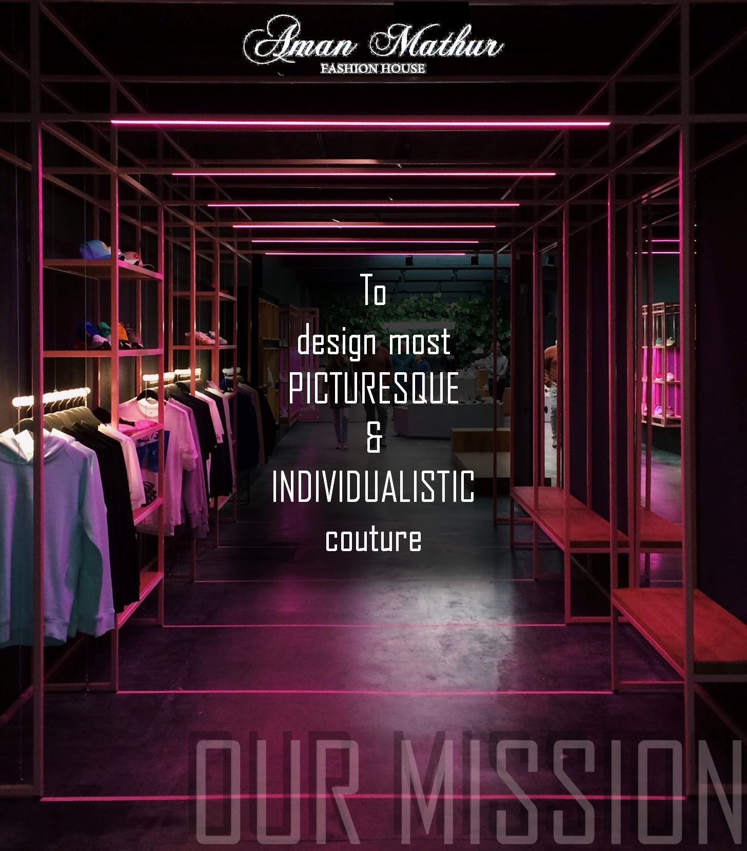 Our Mission To Design Most Picturesque Individualistic Couture Aman Mathur Fashion House Powertodesign Www A Best Fashion Designers Design Picturesque