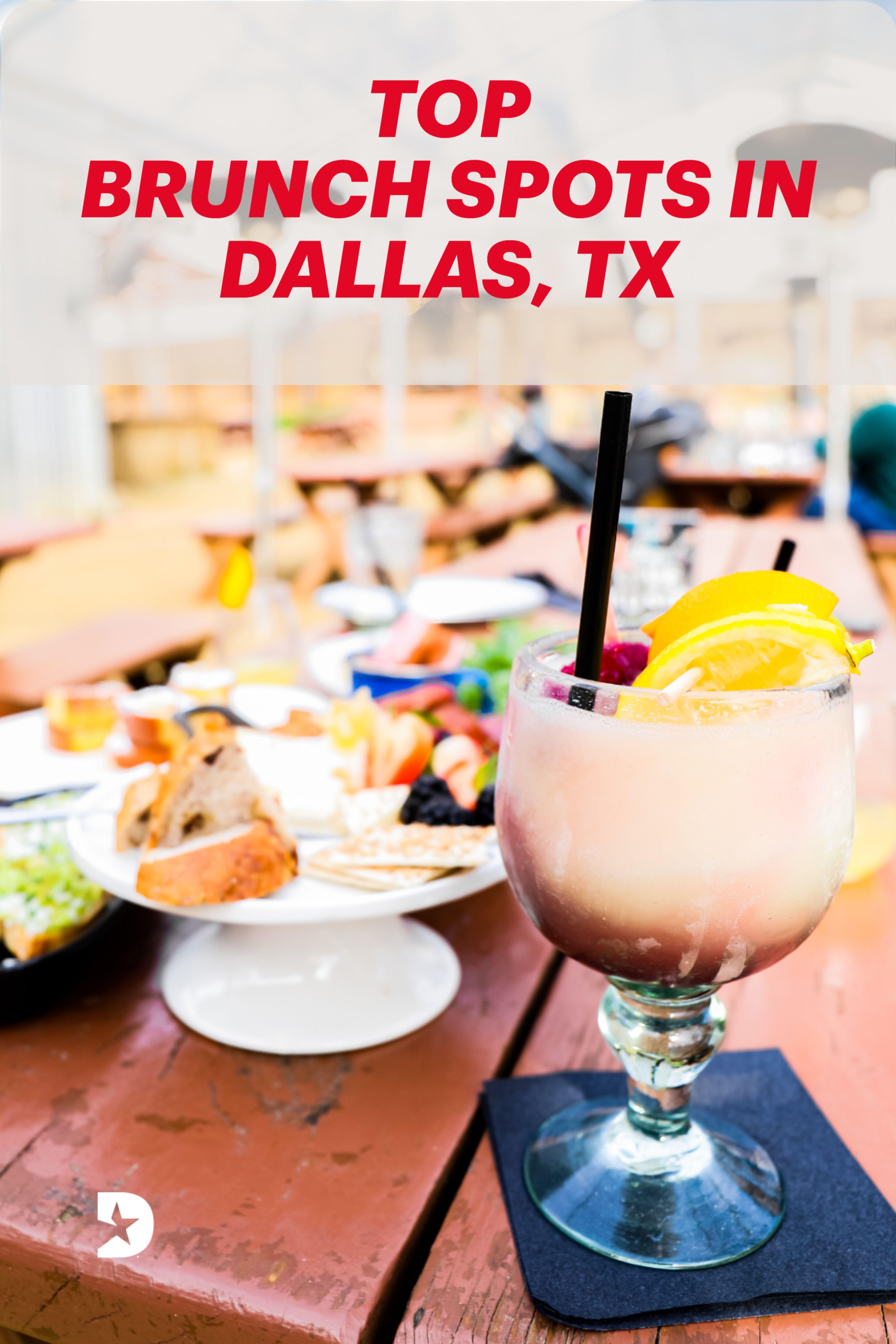 Dallas Brunch Hot Spots