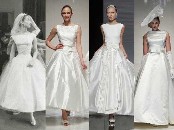 Fancy Audrey Hepburn Inspired Wedding Dress Vignette - Wedding Ideas ...