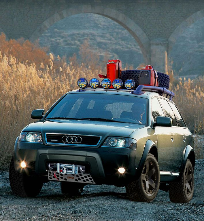 Awesome Off Road Set Up Campallroad Usingit B5 Allroad Audi