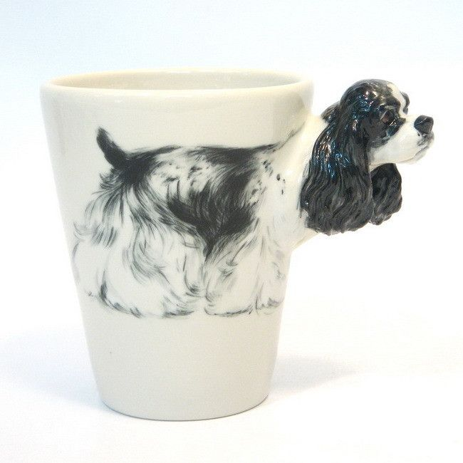 Cocker Spaniel Mug Engelse Cocker Spaniel Cocker Spaniel