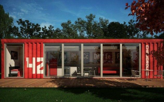 die 5 kreativsten containerh user aus europa h user pinterest container wohncontainer und. Black Bedroom Furniture Sets. Home Design Ideas