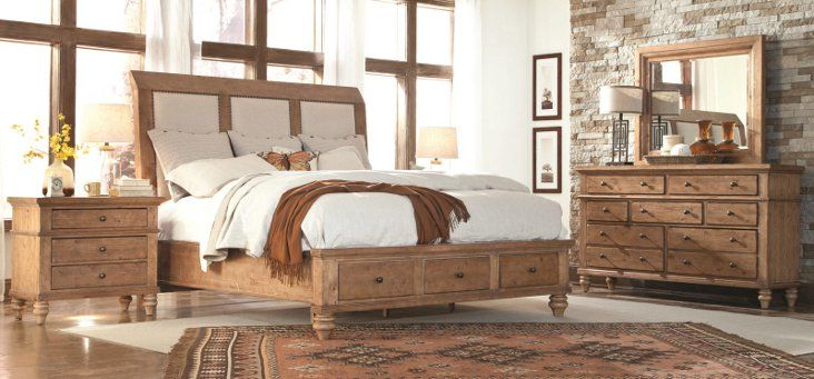 While I like the Spruce Bay bedroom, made by Aspen Home, I really ...