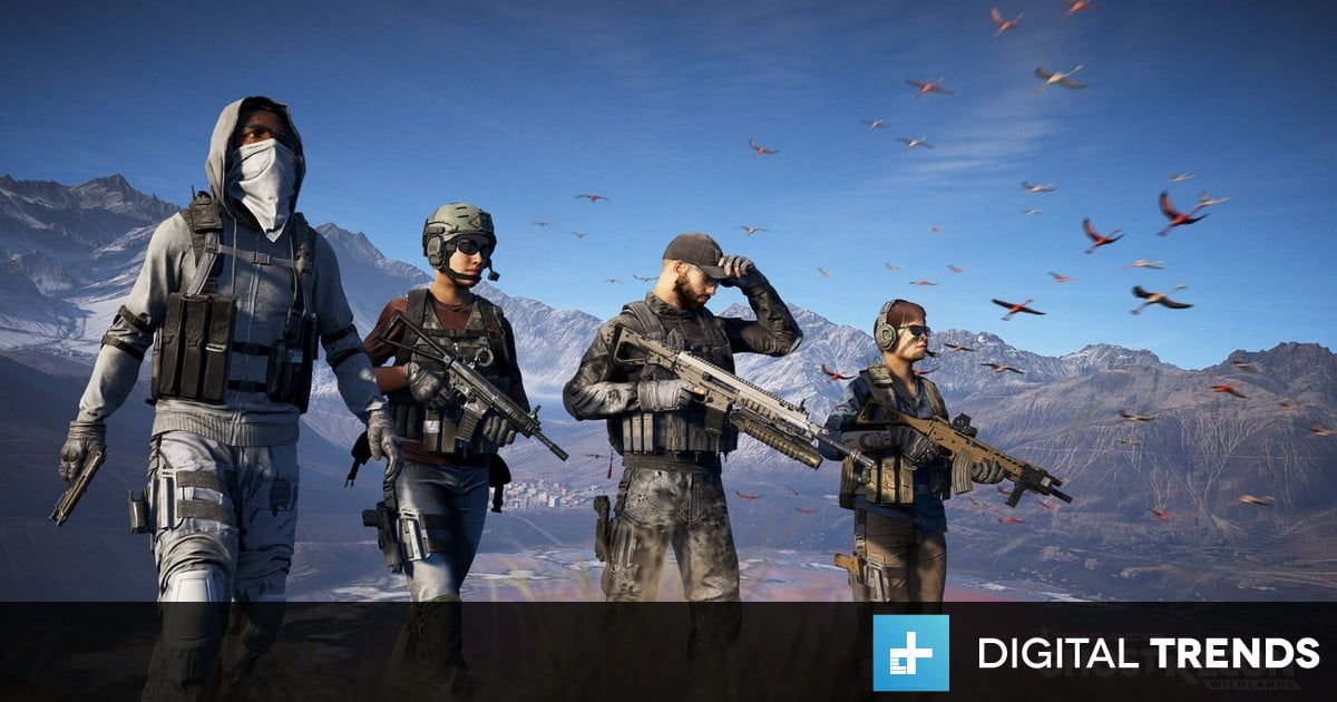Ghost Recon Wildlands Adds Competitive Multiplayer This Fall Digital Trends Tom Clancy Ghost Recon Ghost Recon Wildlands Wallpaper Tom Clancy