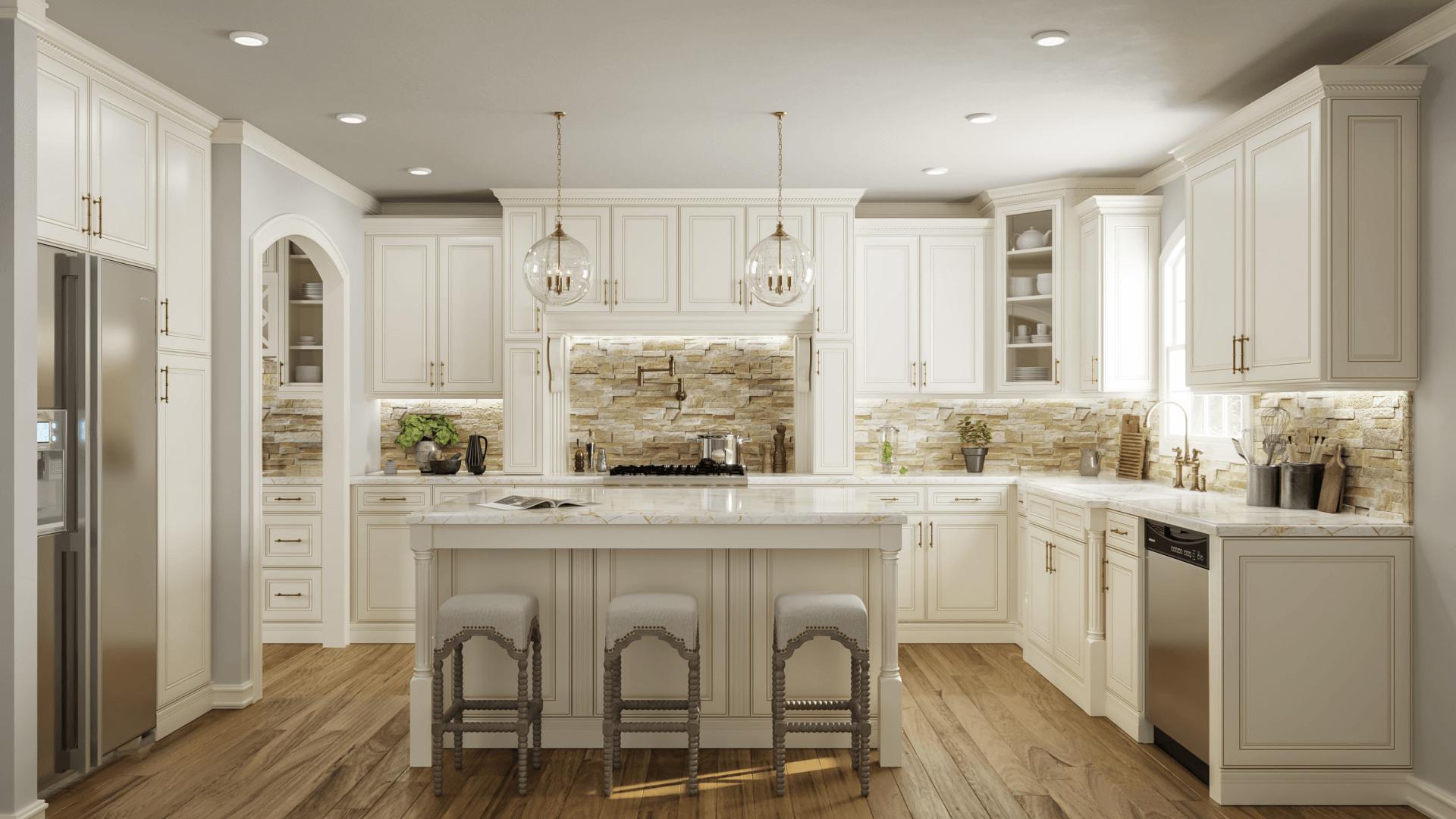 Best Elegant Antique Kitchen Cabinet Depot Kitchen Cabinets 400 x 300