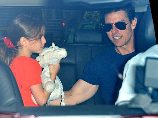 Tom Cruise Admits Katie Holmes Fled Because of Scientology