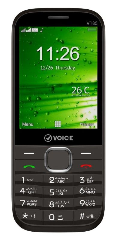V185 Front Batch 400x800 VOICE V185 Price in Pakistan and