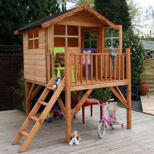 22++ Backyard clubhouse ideas info