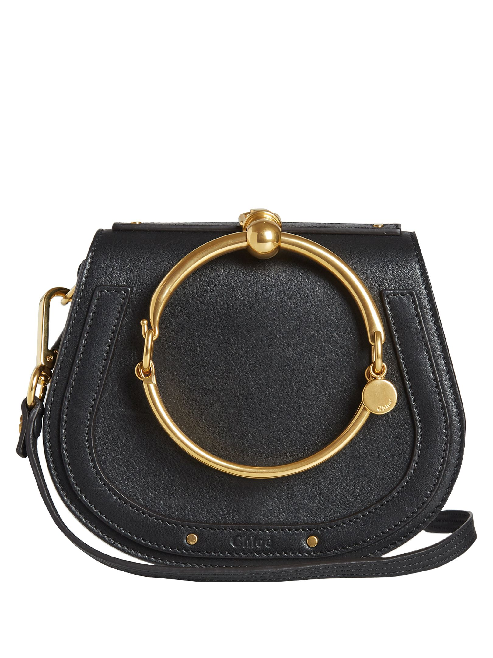 d382ed8b6b Nile small leather cross-body bag | Chloé | MATCHESFASHION.COM ...