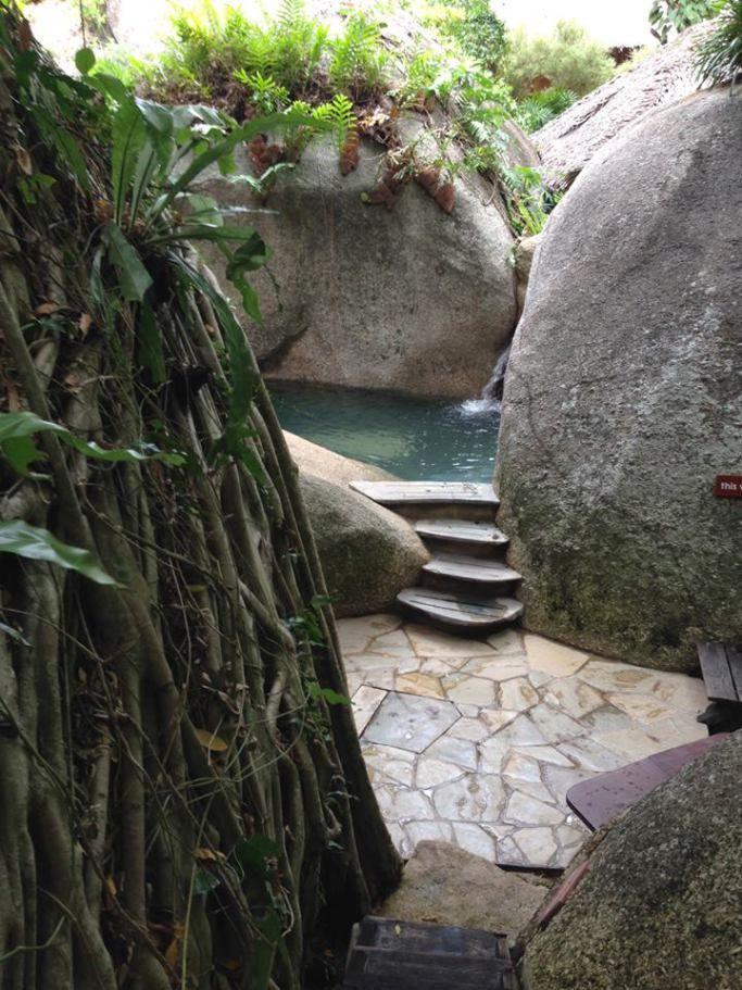 Tropical Hangover Healer Tamarind Springs Forest Spa Koh Samui Thailand Spring Forest Samui Koh Samui